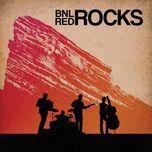 bnl rocks red rocks - barenaked ladies