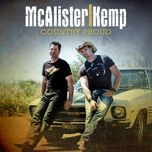 country proud - mcalister kemp