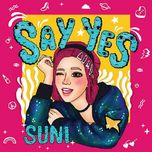 Say Yes (Single)