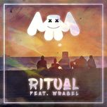 ritual (single) - marshmello, wrabel