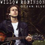 ocean blue (single) - willow robinson