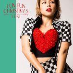 fun fun christmas (english version) (single) - beni
