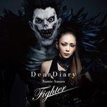 dear diary / fighter (single) - namie amuro