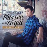 phia sau mot co gai cover (single) - anh khang