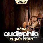 nhac audiophile tuyen chon (vol. 7) - v.a