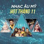 nhac au my hot thang 11 - v.a