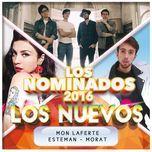 los nominados 2016 - los nuevos - v.a