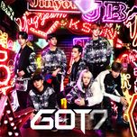 hey yah (japanese mini album) - got7