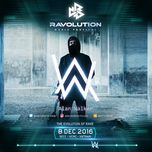 ravolution music festival - alan walker, kshmr, r3hab