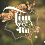 tim ve loi ru (new version) (single) - thanh hung idol