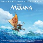 moana ost (reprise) (deluxe edition) - v.a
