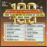 the top 100 masterpieces of classical music 1685-1928, vol.03 - 1776-1787 - mozart