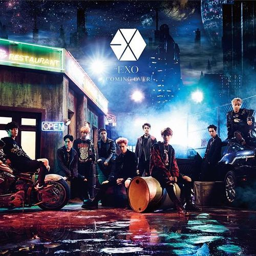 Coming Over (Japanese Single) - EXO