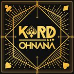 oh nana - k.a.r.d project, vol.1 (single) - k.a.r.d
