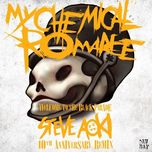 welcome to the black parade (steve aoki 10th anniversary remix) (single) - my chemical romance