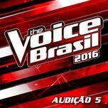 the voice brasil 2016 – audicao 5 (the voice brasil 2016) - v.a
