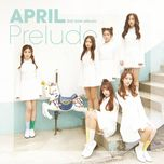 prelude (mini album) - april