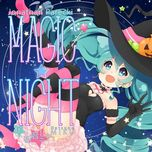 magic night - hatsune miku, jonathan parecki