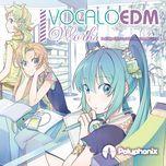 vocalo edm works - sevencolors, mk, hatsune miku, megurine luka, gumi