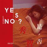 yes? no? (mini album) - suzy (miss a)