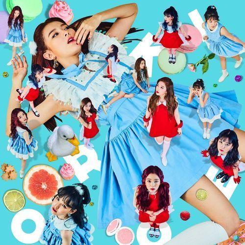 Album Rookie (Mini Album) - Red Velvet