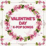 valentine's day k-pop songs - v.a