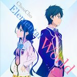 elemental world (single) - choucho