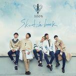 sketchbook (mini album) - 100 %