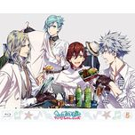 uta no prince-sama maji love revolutions ost 4 - elements garden, quartet night