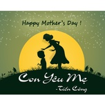 con yeu me (single) - tien cong