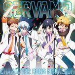 servamp character song mini album - v.a