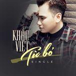 tu bo (single) - khac viet