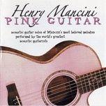 henry mancini: pink guitar - v.a