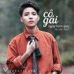 Cô Gái Ngày Hôm Qua (Cô Gái Đến Từ Hôm Qua OST) (Single)