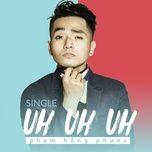 Uh Uh Uh (Single)