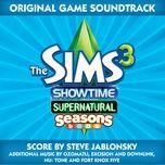 the sims 3: showtime, supernatural and seasons - v.a