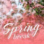 spring break - v.a