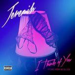 i think of you (single) - jeremih, chris brown, big sean