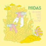 where are we now (single) - midas