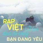 rap viet to tinh danh cho nhung ban dang yeu - v.a