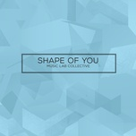 shape of you (single) - music lab collective