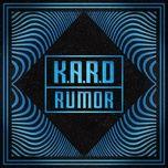 Rumor - K.A.R.D Project, Vol.3 (Single)