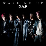 wake me up (japanese single) - b.a.p