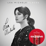 places (target exclusive) - lea michele