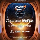 ravolution music festival 2017 - steve angello, blasterjaxx, fedde le grand, marlo
