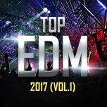 top edm 2017 (vol. 1) - v.a