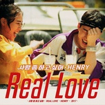 real love (single) - henry (super junior-m)