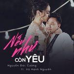 neu nhu con yeu (single) - nguyen duc cuong