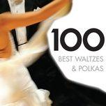 100 best waltzes & polkas - v.a