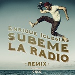 subeme la radio remix (single) - enrique iglesias, cnco